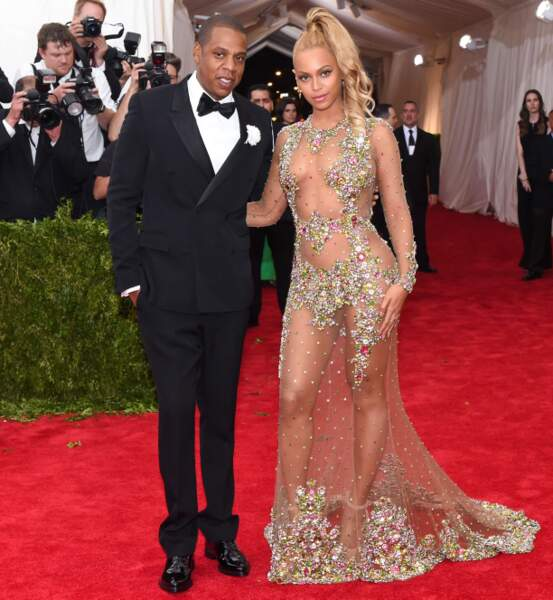 Jay-Z et Beyonce