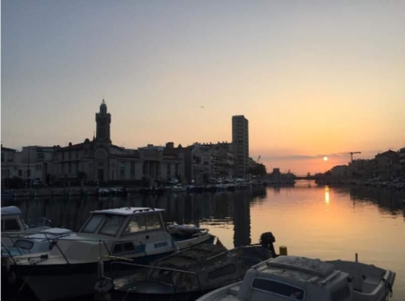 Ingrid Chauvin aussi, parle de Demain nous appartient : la comédienne vient d'arriver à Sète