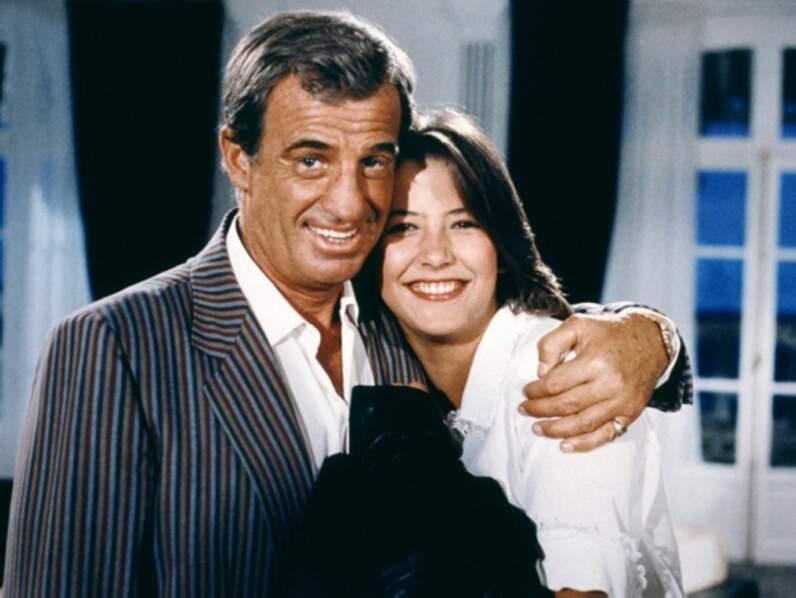 À Jean-Paul Belmondo dans Joyeuses Pâques (1984)