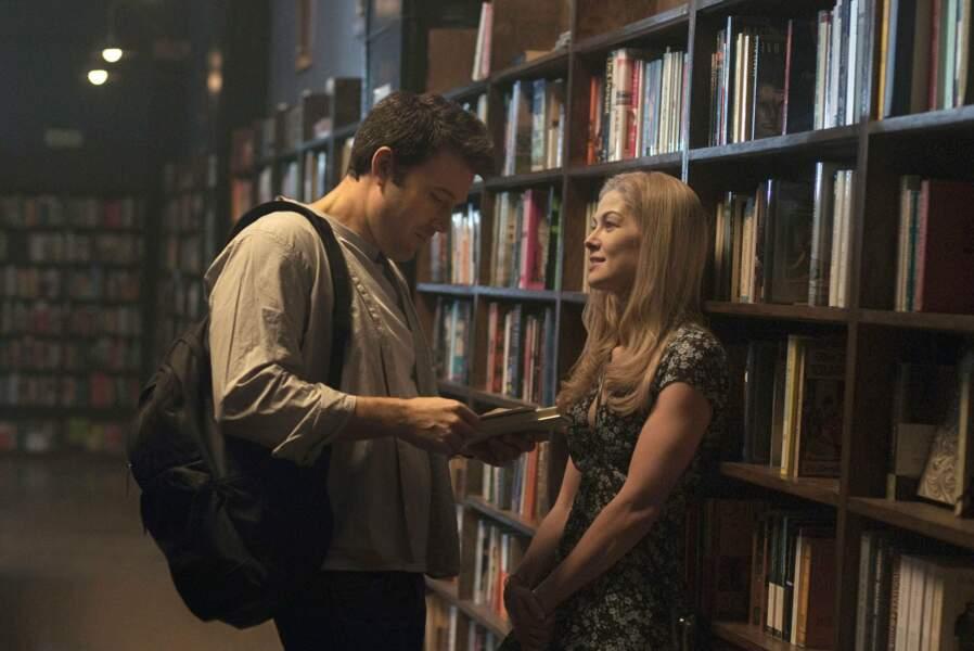 David Fincher lui a offert le rôle le plus marquant de sa carrière dans Gone Girl (2014) avec Ben Affleck.