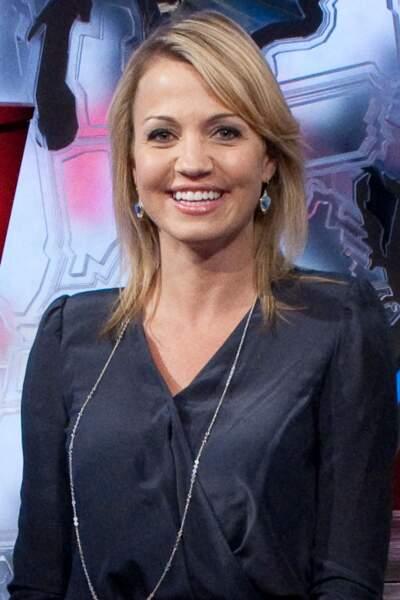La Texane Michelle Beadle exerce ses talents sur ESPN.