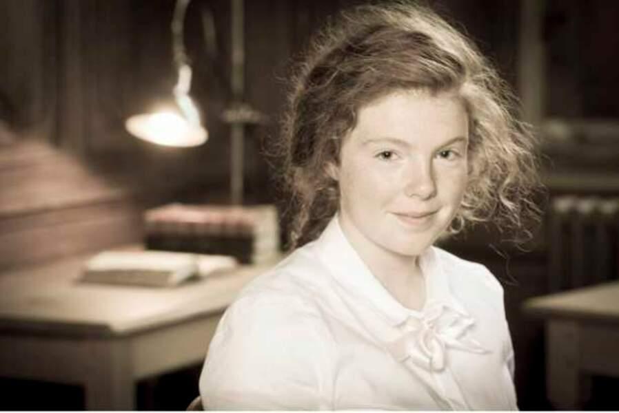 Romane, 14 ans