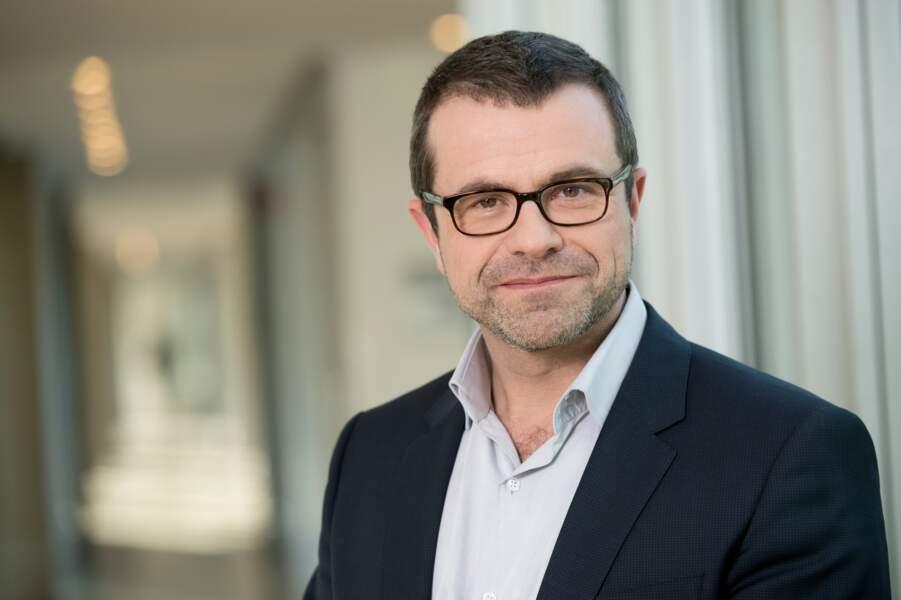 Thierry Thuillier quitte la tête de l'information de France Télévisions et devient directeur des sports de Canal+.
