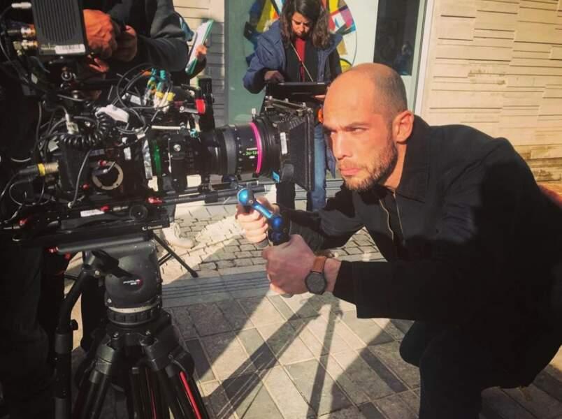 Et parfois, le comédien pique même sa place au cameraman !
