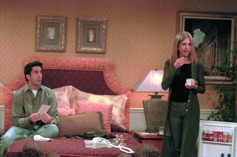 Friends (saison 5 - 1998) : avec David Schwimmer