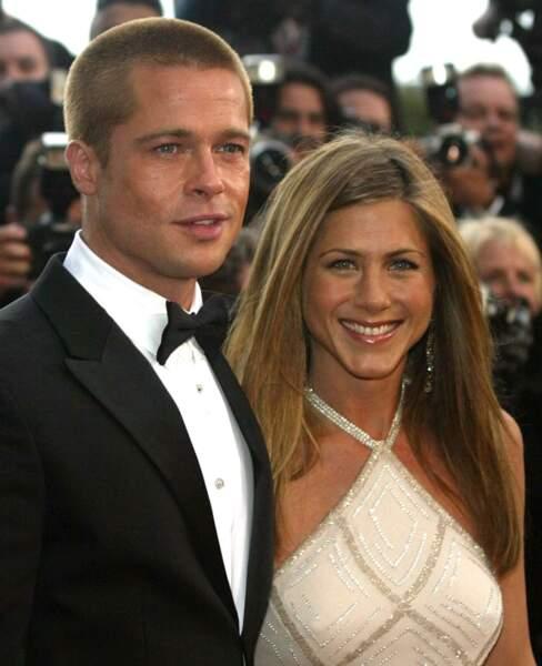 Au début des années 2000, elle forme avec Brad Pitt LE couple glamour d'Hollywood.