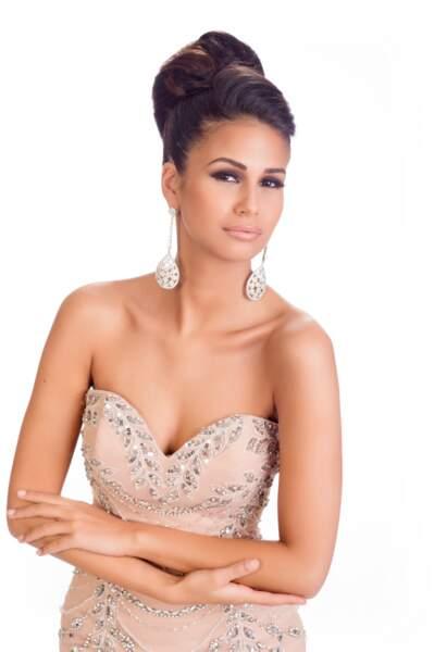 Anissa Blondin, Miss Belgique 2014