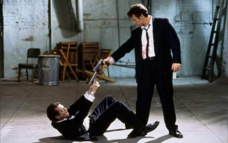Reservoir Dogs (1992) - Steve Buscemi et Harvey Keitel
