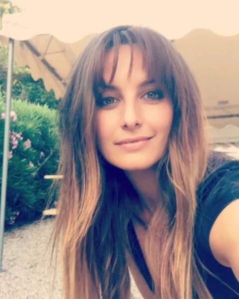 Jolie la coiffure de Laëtitia Milot pour La Vengeance aux yeux clairs !