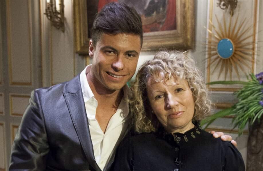 Francine, mère au foyer et Florian responsable d'une salle de sport et agent immobilier