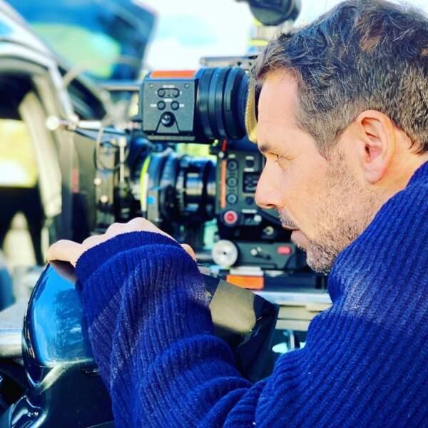 Jeremy Banster, alias Julien dans Un si grand soleil, passe derrière la caméra avec beaucoup de fierté