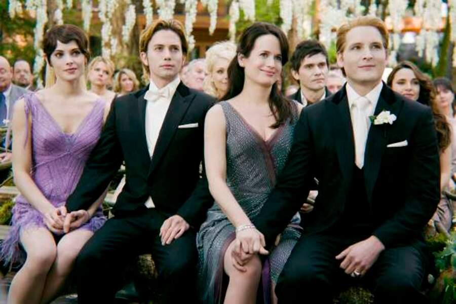 Les Cullen - Twilight chapitre 4 : Révélation première partie