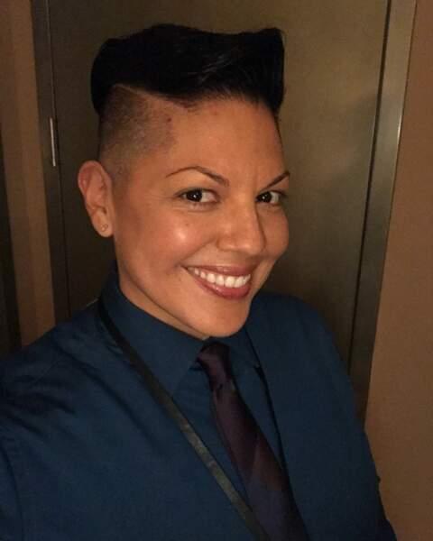 Sara Ramirez aussi a le sourire : elle revient pour de nouveaux épisodes de Madam Secretary