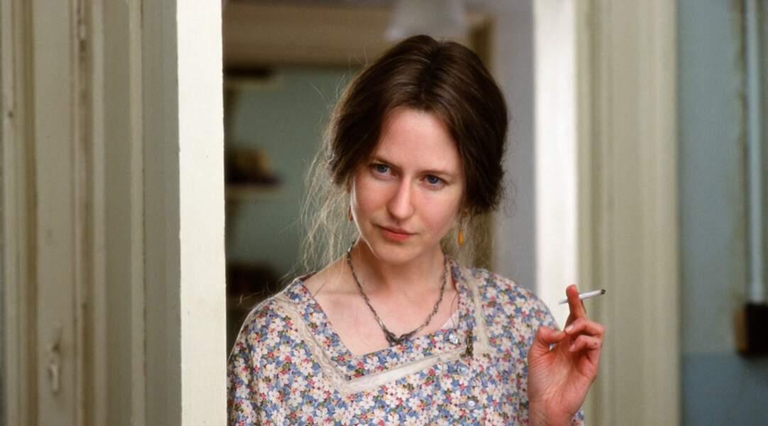 Méconnaissable dans The Hours (2002). Et l'Oscar de la Meilleure actrice à la clé !