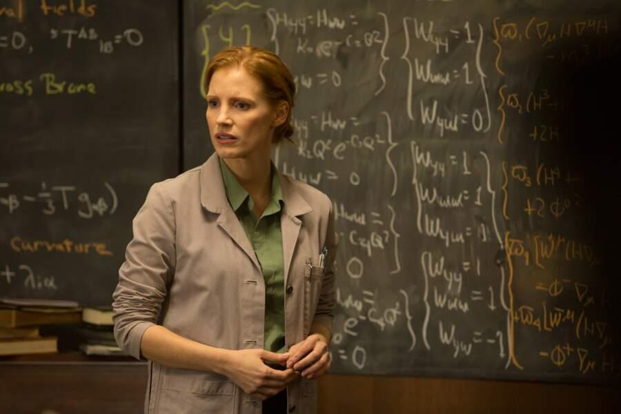 Elle fait partie de l'aventure spatiale Interstellar de Christopher Nolan (2014)