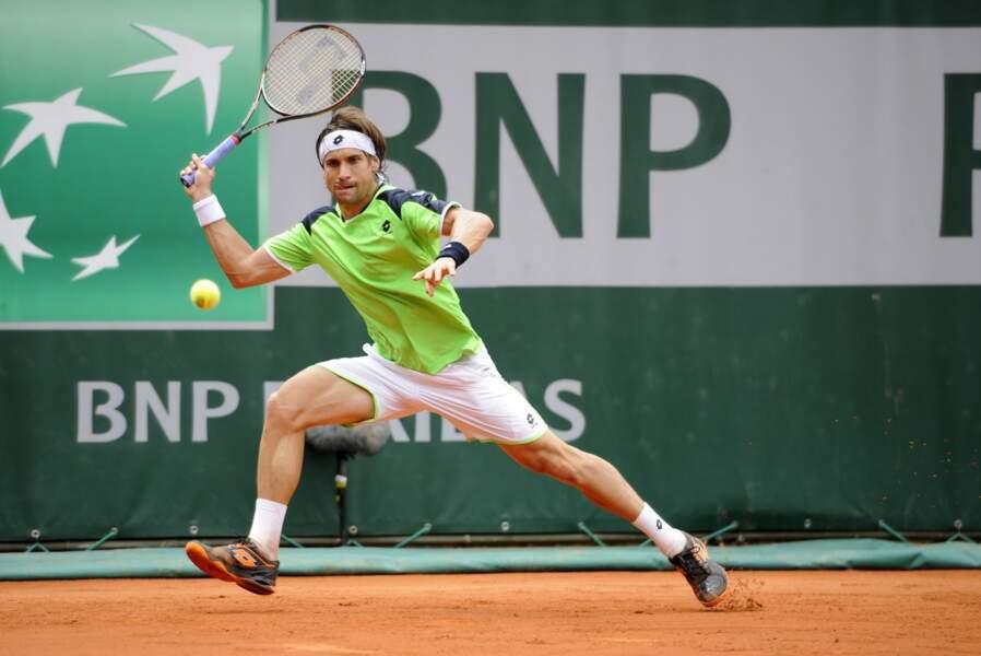 Sans faire de bruit, David Ferrer continue de pulvériser ses adversaires
