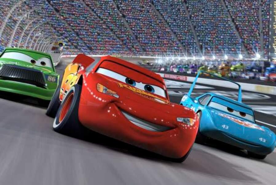 Flash McQueen (Cars, 2006)