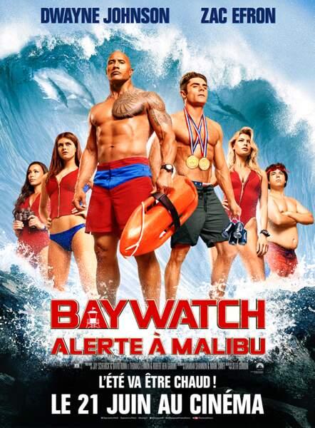 Dès demain, les sauveteurs des plages les plus fous des Etats-Unis débarquent au cinéma...