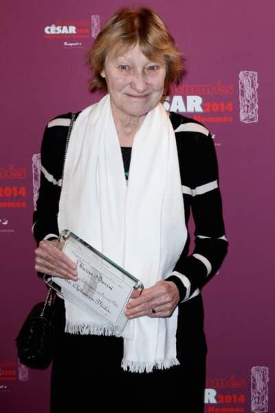 Marisa Borini - catégorie meilleure actrice dans un second rôle pour Un Château en Italie
