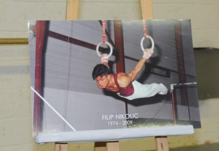 Avant d'être une 2Be3, Filip Nikolic était un gymnaste hors-pair.