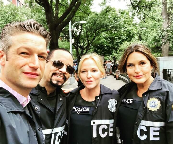 L'équipe de New York, unité spéciale est prête pour de nouvelles affaires…