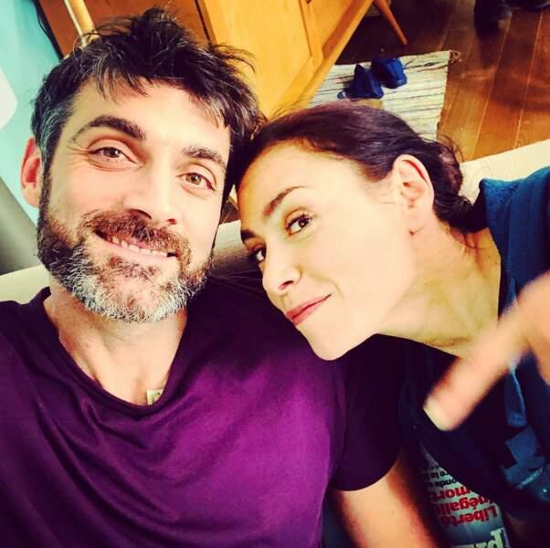 Olivia Ruiz et Gil Alma tournent le téléfilm Etats d'urgence pour France 2