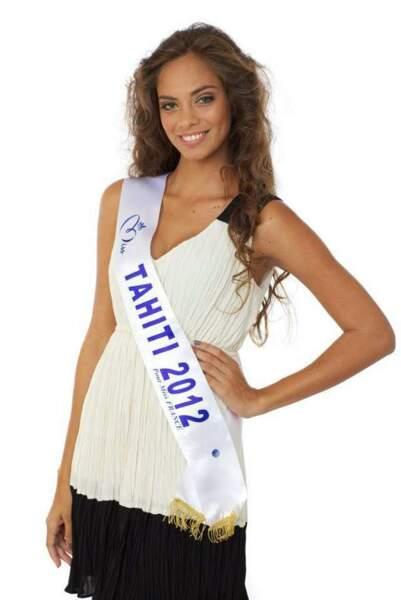 Miss Tahiti (Hinarani De Longeaux)