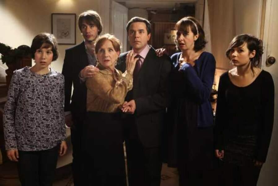 La famille Lepic confrontée à un deuil (saison 3)