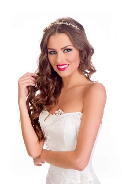 Patricija Belousova, Miss Lituanie 2014