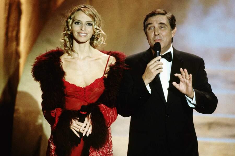 En 2000, elle anime Toute le magie du monde avec Jean-Pierre Foucault
