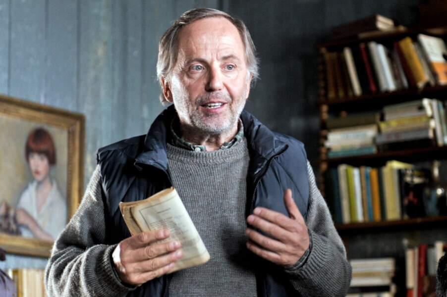 Fabrice Luchini (Alceste à bicyclette) (catégorie meilleur acteur)