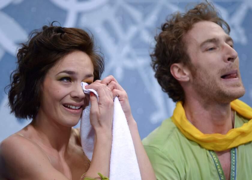 Nathalie Péchalat et Fabian Bourzat mettent un terme à leur carrière