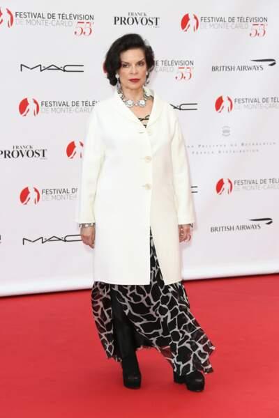 Bianca Jagger, présidente du jury Actualités