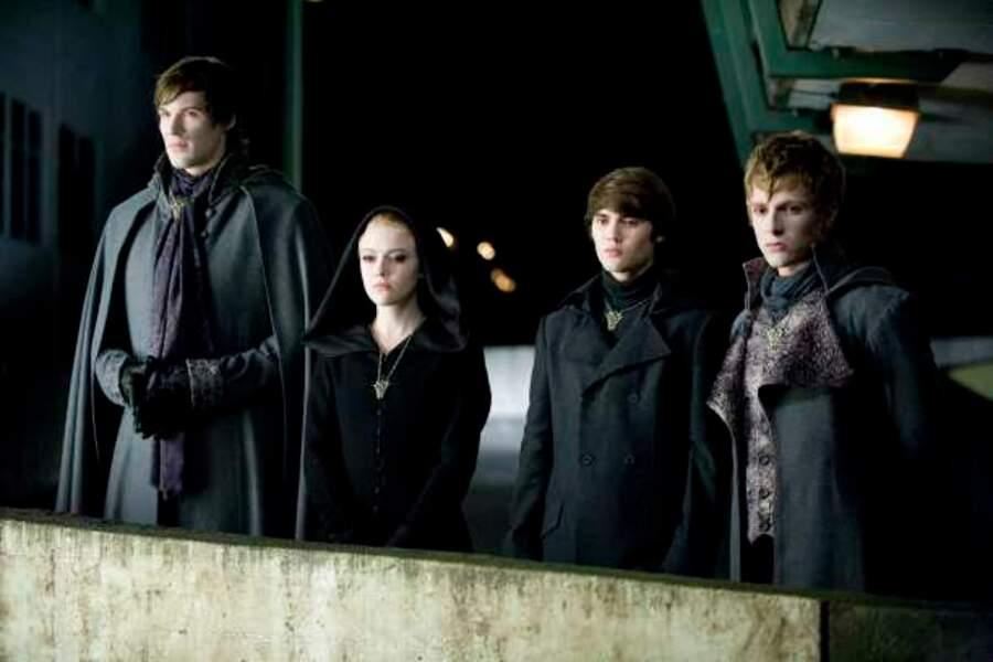 Les Volturi - Twilight chapitre 3 : Hésitation