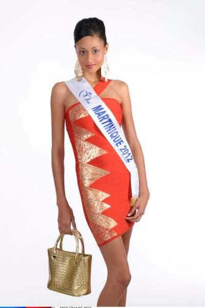Miss Martinique (Camille René)