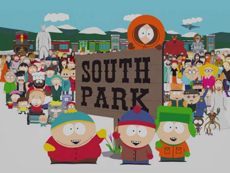 South Park (18 saisons, 1997-?)