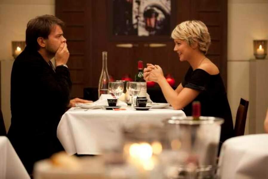 Pour Virginie Efira, L'amour, c'est mieux à deux ! (2010)