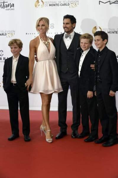 Don Diamont et sa petite famille : c'est vraiment Amour, gloire et beauté