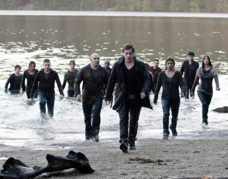 L'armée de nouveaux-nés - Twilight chapitre 3 : Hésitation