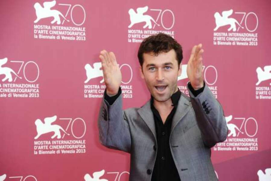 James Deen pour The Canyons