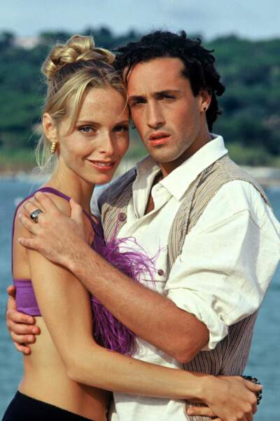 Jessica (Tonya Kinzinger) fait craquer Louis Lacroix (Roméo Sarfati)…