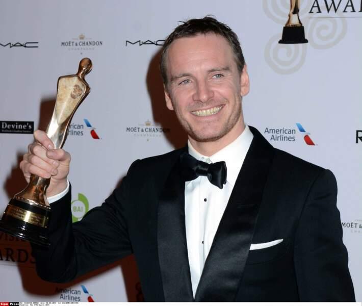 C'est aux IFTA qu'il remporte le trophée du meilleur acteur dans un second rôle pour 12 years a Slave