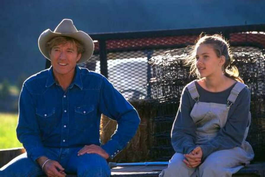 L'Homme qui murmurait à l'oreille des chevaux (1998)