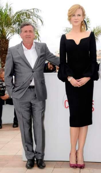 Daniel Auteuil et Nicole Kidman
