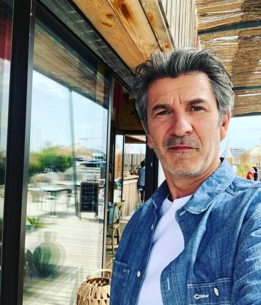 """""""Back to taff"""" pour Fred Bianconi qui retrouve Montpellier où est tournée Un si grand soleil"""