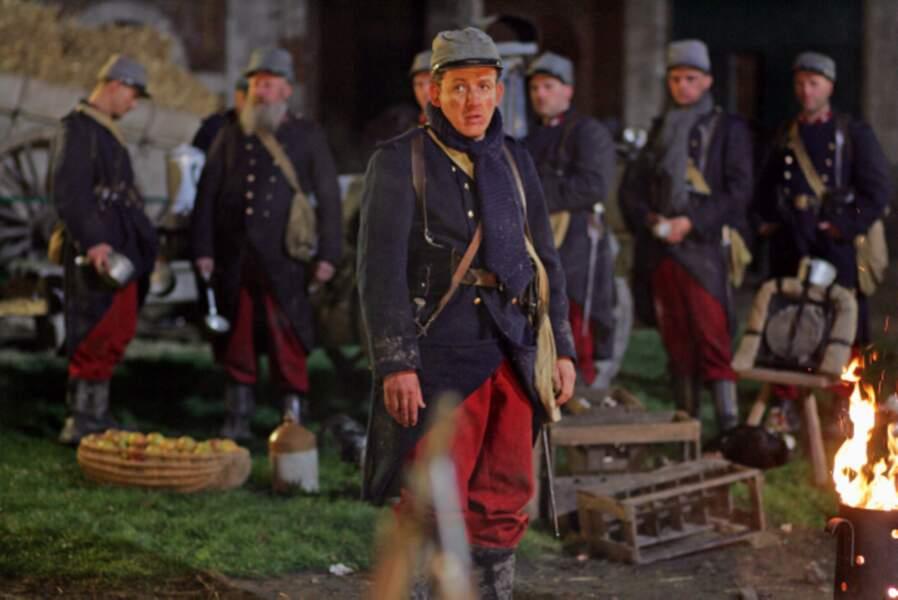 Joyeux Noël (2005), un rôle de soldat et une nomination aux Césars
