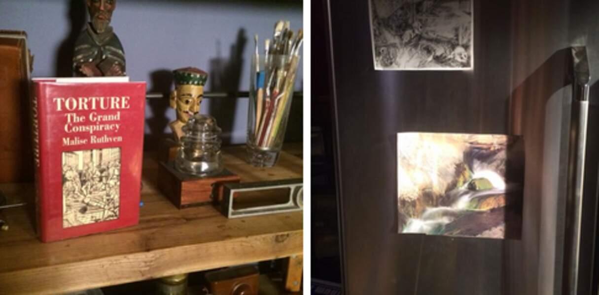 Chez Quinn, on trouve ce genre d'objets