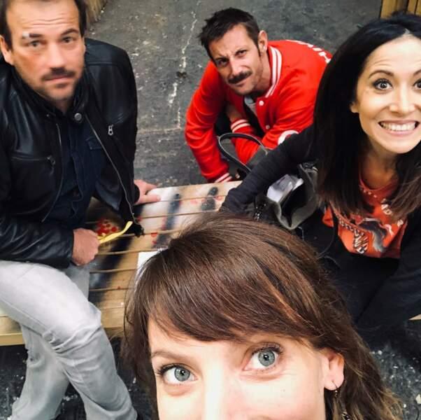 Il se passe quelque chose sur le tournage de Plus belle la vie : Stéphane Hénon (Boher) a pris un coup