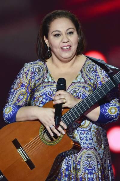 Les 4 jurés se sont aussi retournés sur Samira Brahmia, qui les a éblouis avec sa chanson arabo-andalouse