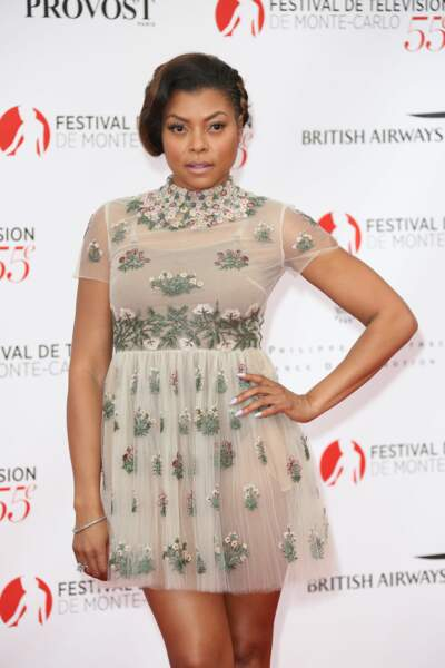 Taraji P. Henson (bien connue des fans de Person of Interest) incarne l'ex-femme de Lucious, Cookie